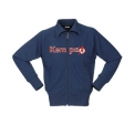 Chaqueta Kempa Authentic Full-zip azul