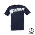 Kempa Splash Tee navy